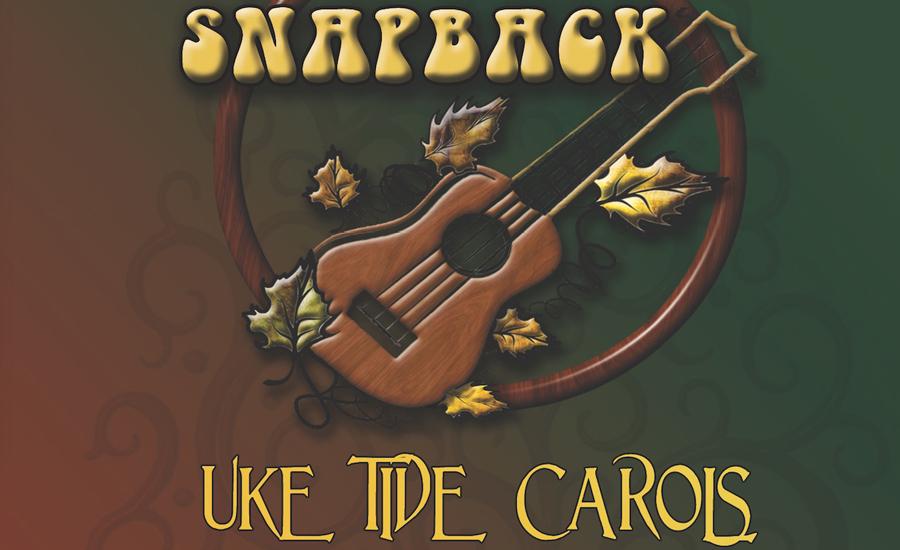 Uke Tide Carols CD